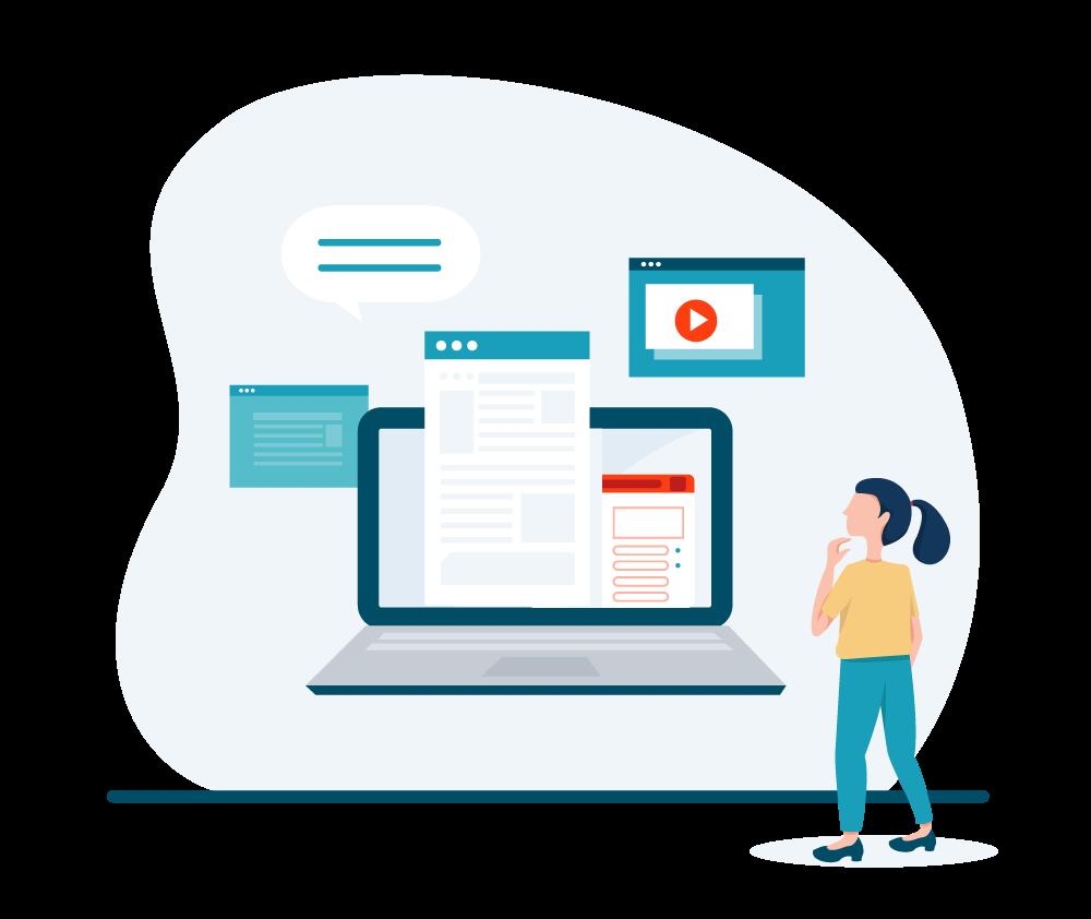 MissReichert - Web Design Process - Designing Your Online Presence